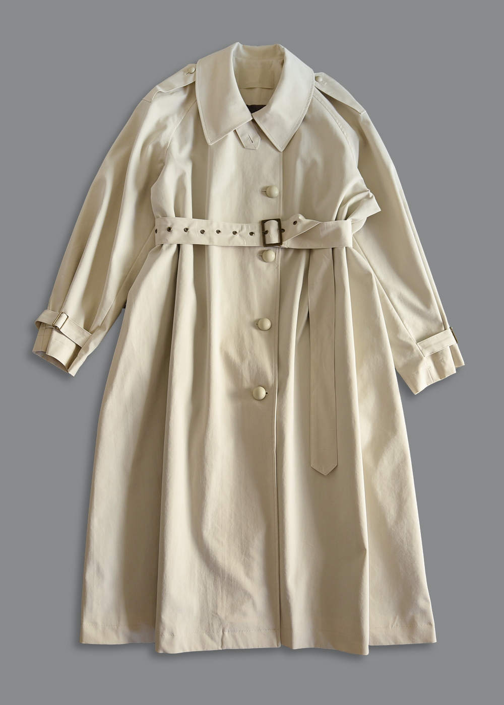 CLASSIC VOLUME TRENCH COAT