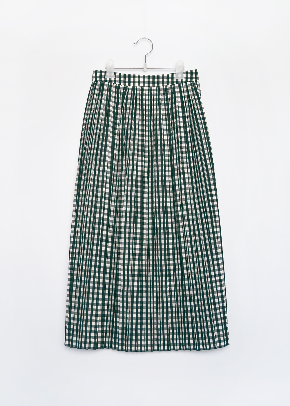 Pleats Full Skirt