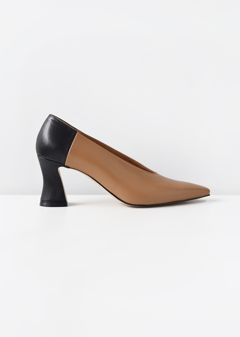 Palermo Two-tone Pumps