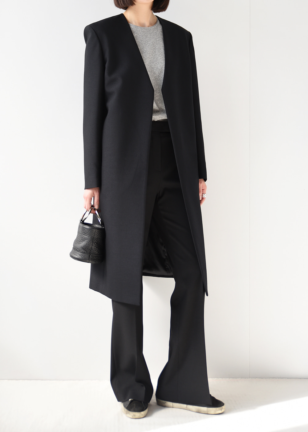 The Wool Silk Coat