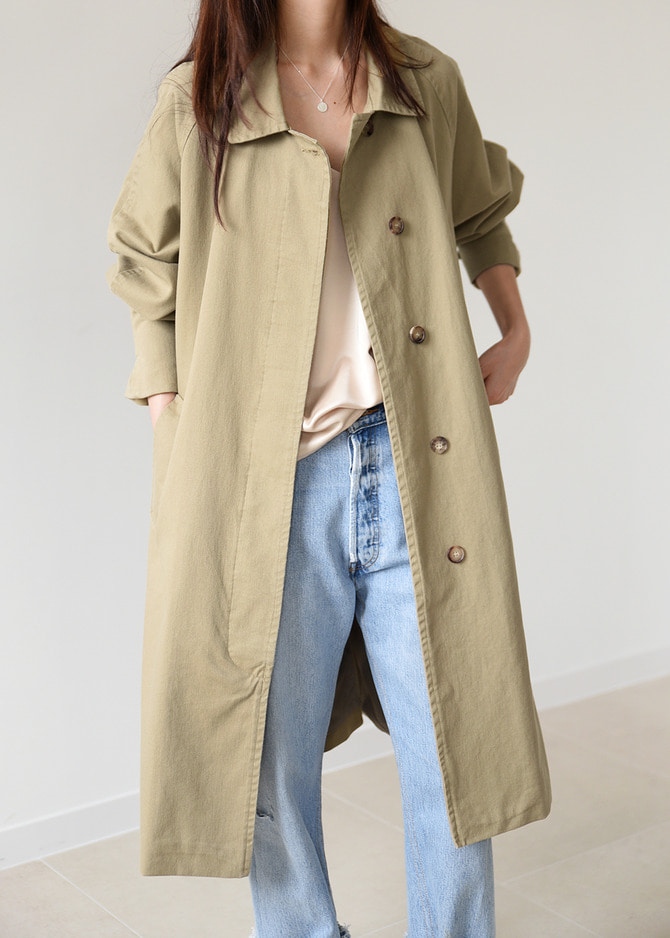SANDRA TRENCH COAT