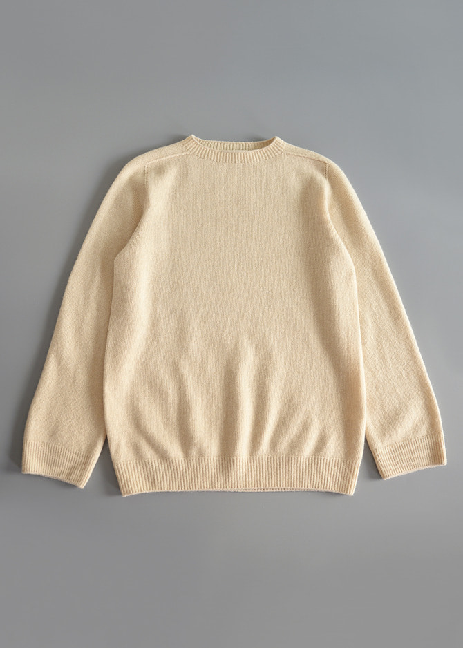 BASIC WOOL KNIT
