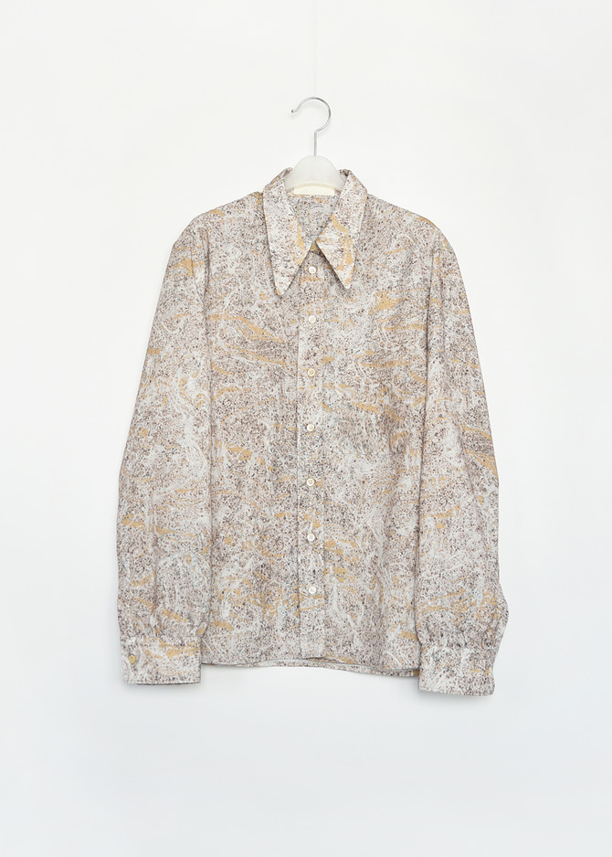 Point Collar Shirt