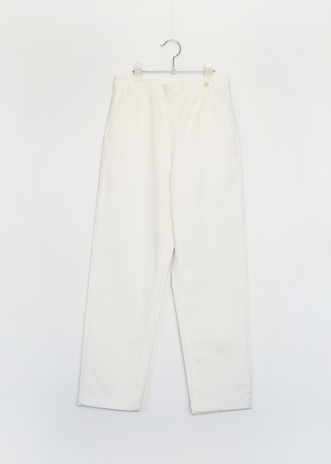 Loose Fit Worker Pants
