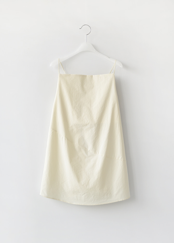 A-line String Sleeveless