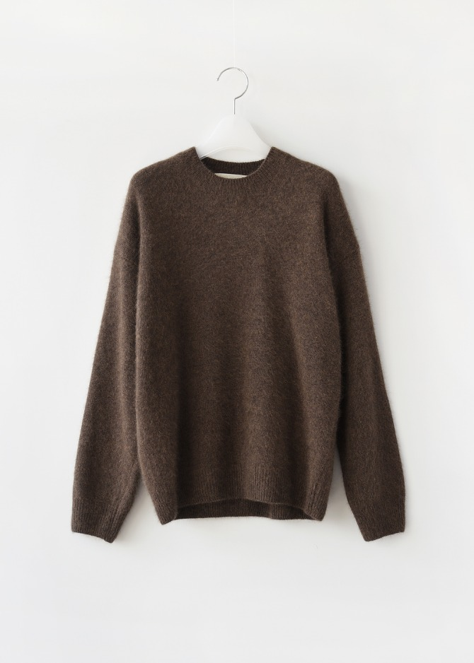 Tundra Round-neck sweater