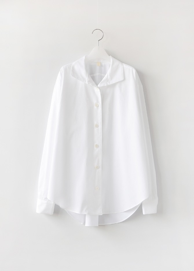 Open Collar Blouse