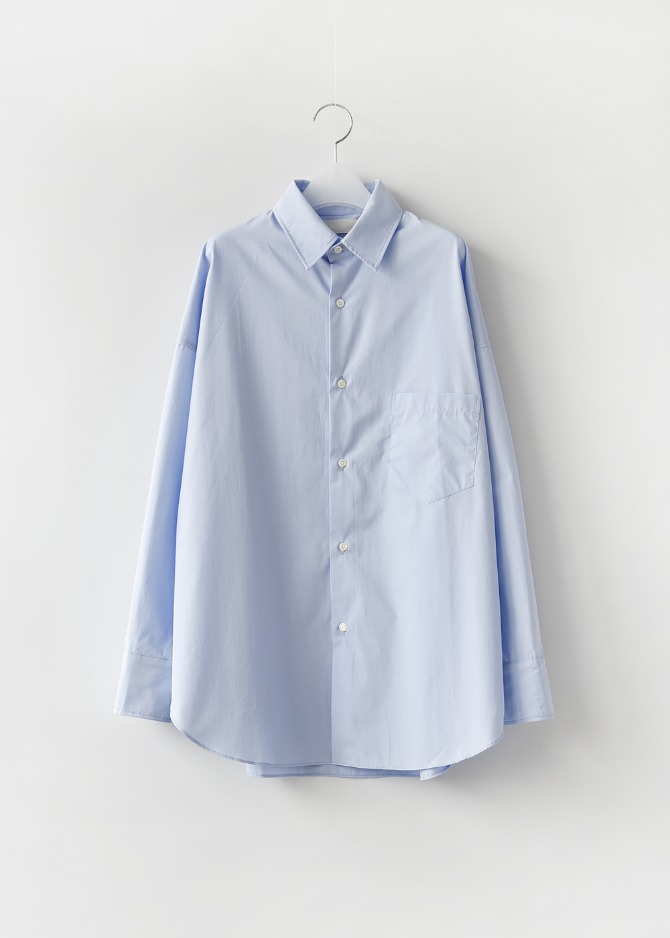 Petar Cotton Poplin Shirt