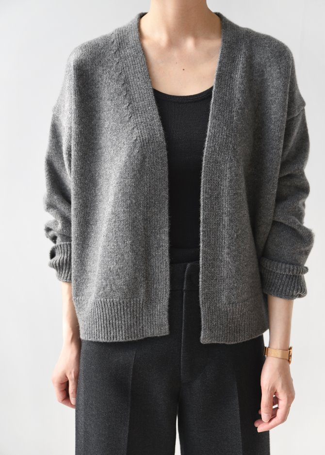 [Romanticize] The Cardigan (Grey)