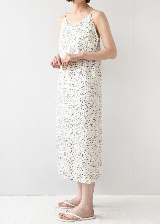Dots Slip Dress