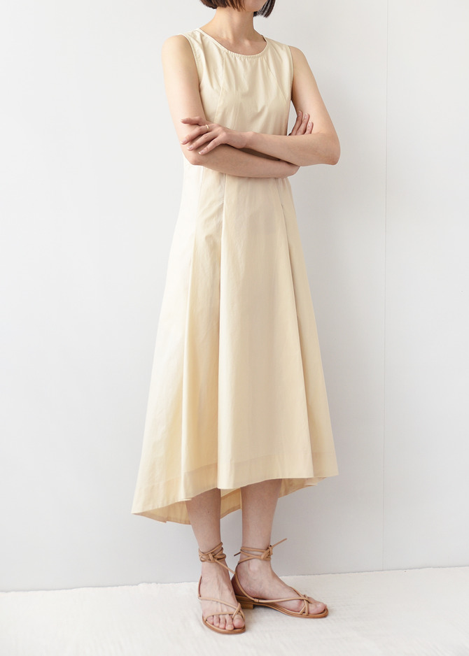 Clare Pin-tuck Dress